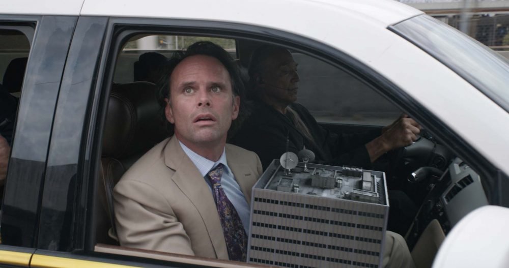 Sonny Burch (Walton Goggins)