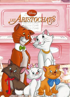 Les Aristochats (Disney) - Poster