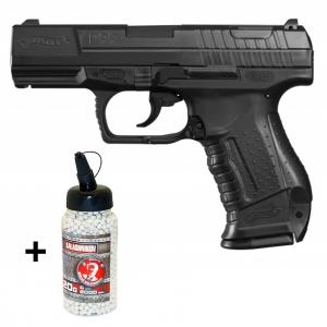 Un pistolet à billes