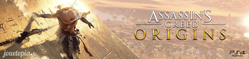 Assassin's Creed Origins : révolution ou déception ?