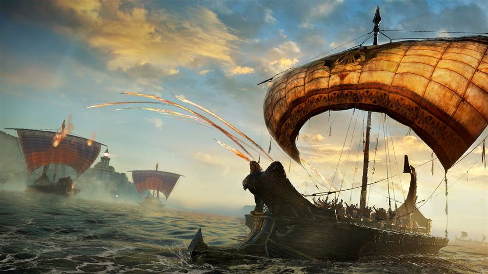 Embuscade en mer (Assassin's Creed Origins)