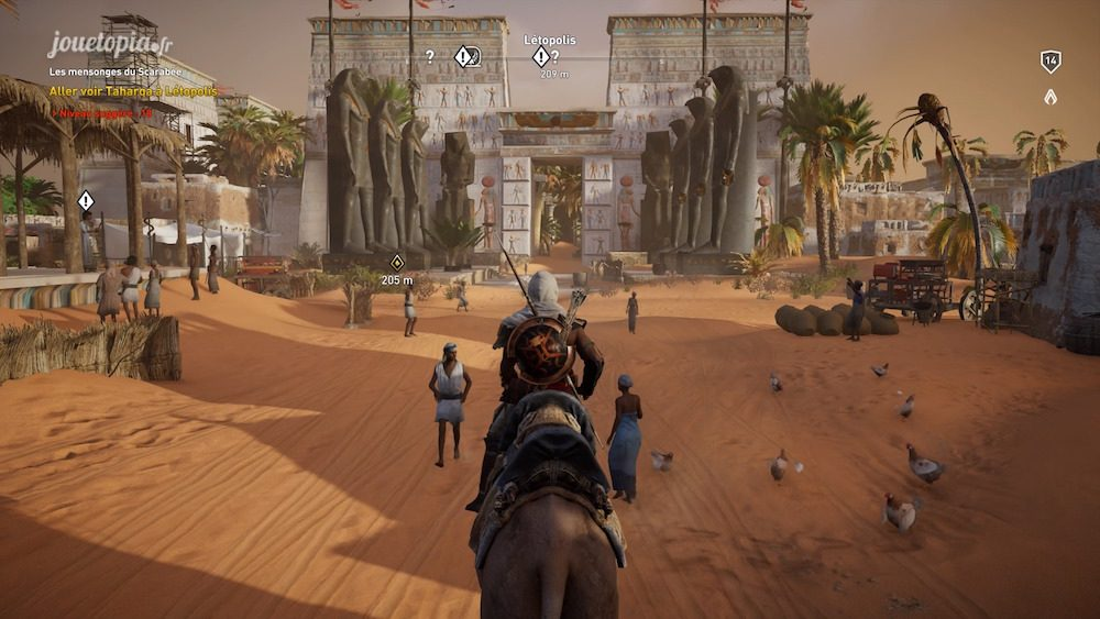 Assassin's Creed® Origins : Letopolis