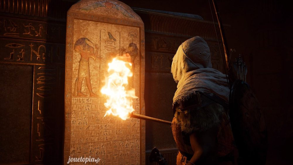 Assassin's Creed® Origins : Tombeaux