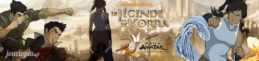 La Légende de Korra : le dernier Avatar