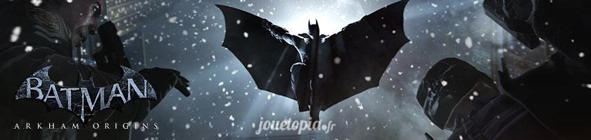 Test du jeu vidéo : Batman Arkham Origins