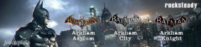 Batman Arkham RockSteady