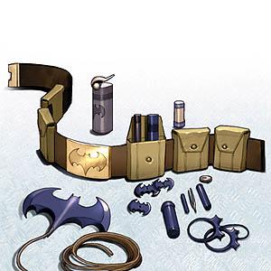 Les Bat-gadgets de Batman