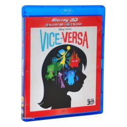 Bluray 3D Vice-Versa Disney-Pixar (FR)