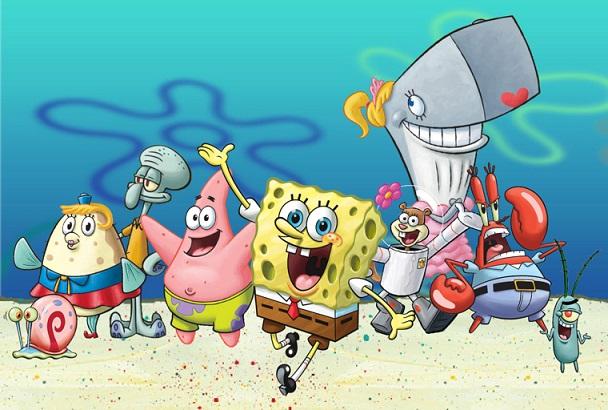 Bob l'éponge et ses amis