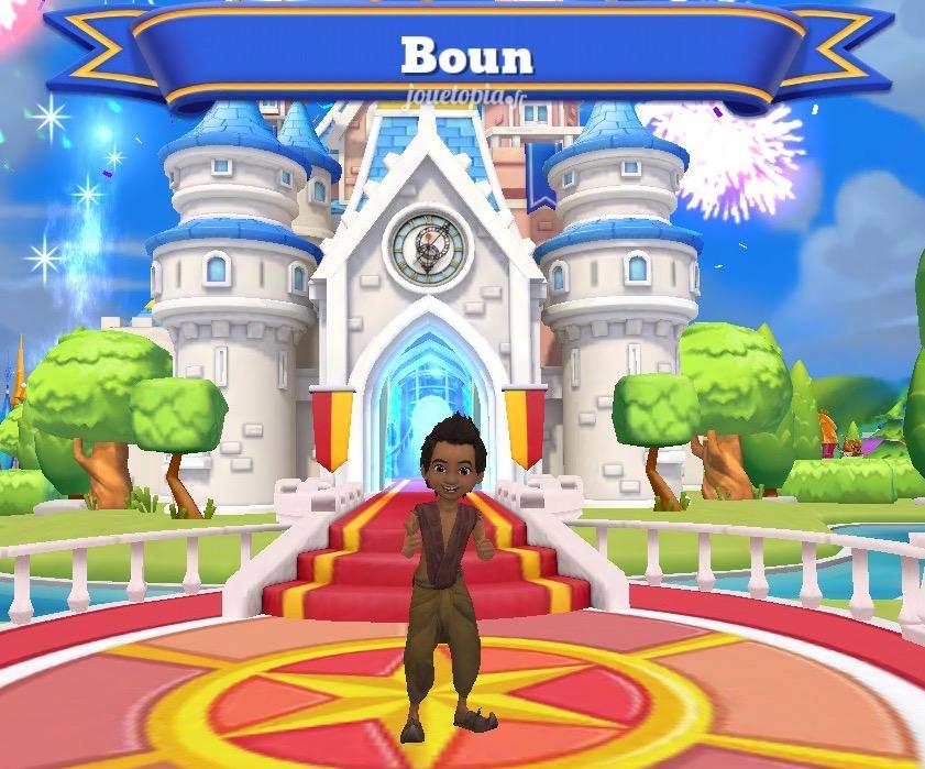 Boun (Raya et le Dernier Dragon) - DMK