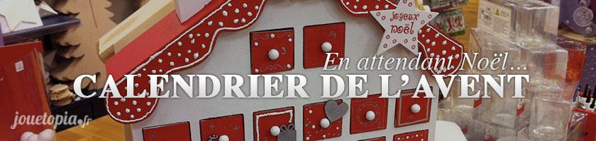 Calendrier de l'Avent : En attendant Noël...