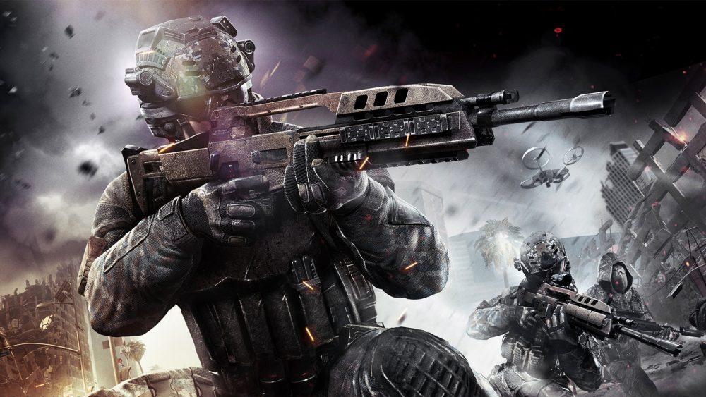 Le jeu vidéo Call of Duty