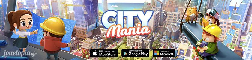 City Mania : le meilleur jeu de construction ? 🤔