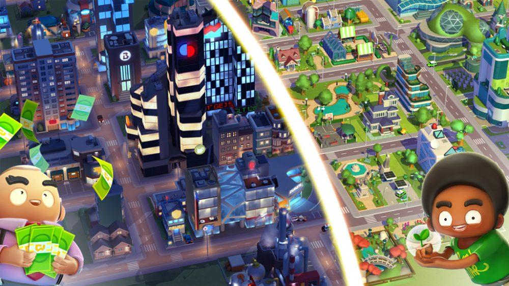 City Mania : Jour et nuit