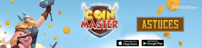 Astuces Coin Master et comment jouer