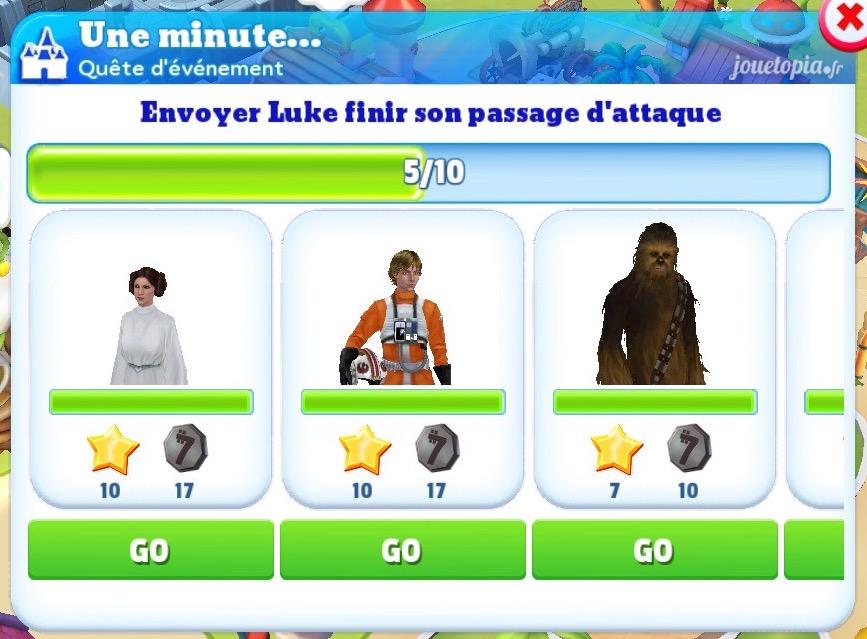 Bataille Star Wars - DMK