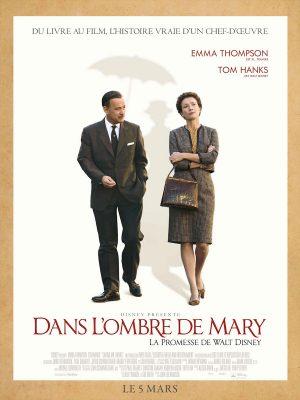 Dans l'ombre de Mary Poppins (Disney) - affiche FR