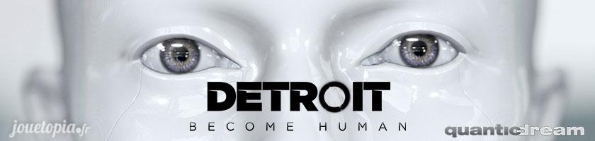 Detroit Become Human : un nouveau jeu vidéo ou film interactif