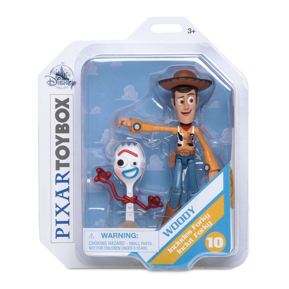 Disney ToyBox Toy Story 4 : Woody et Forky