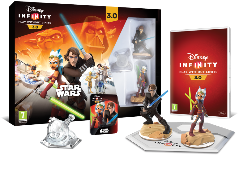 Disney Infinity 3.0 : Star Wars