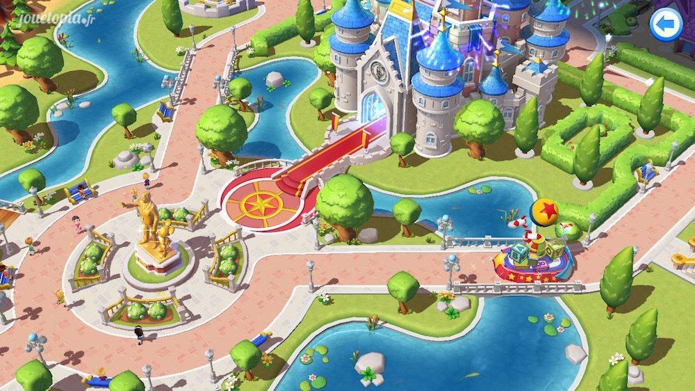 Magic Kingdoms : Graphics