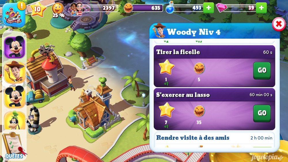 Disney Magic Kingdoms : Halloween