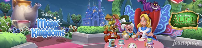 Alice au Pays des Merveilles (DMK)
