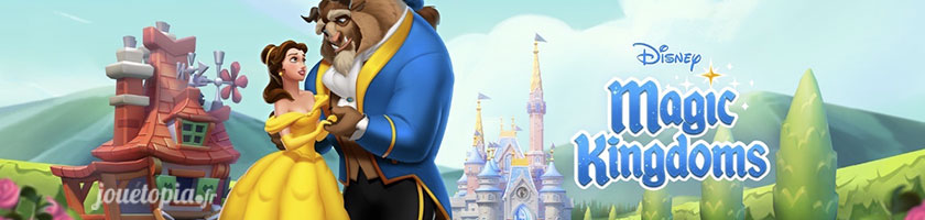 Disney Magic Kingdoms : La Belle et la Bête