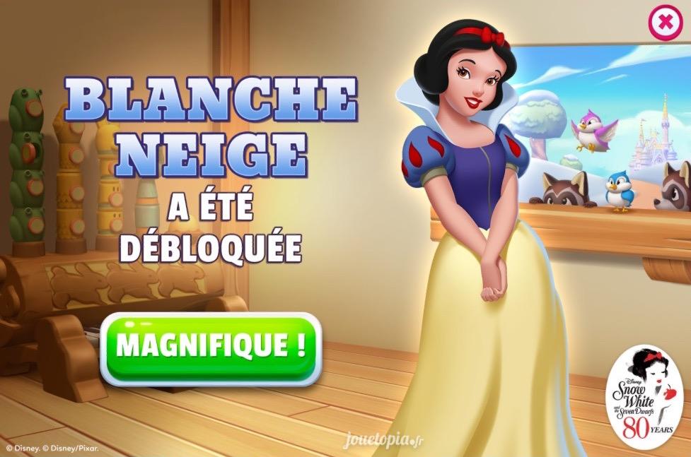 Disney Magic Kingdoms : Blanche Neige