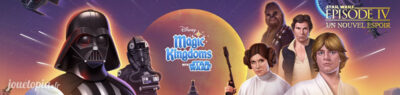 Évènement Disney Magic Kingdoms : STAR WARS