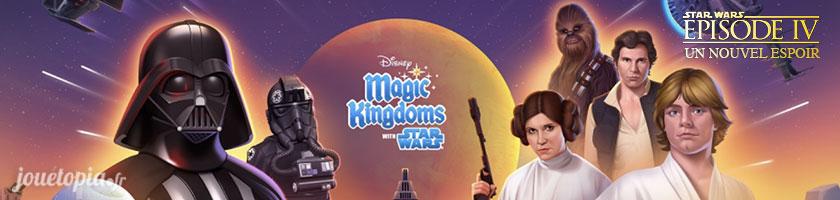Star Wars IV - Disney Magic Kingdoms