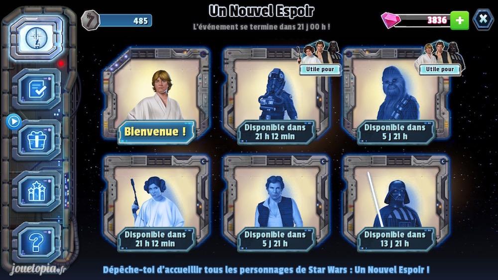 Evénement Star Wars DMK