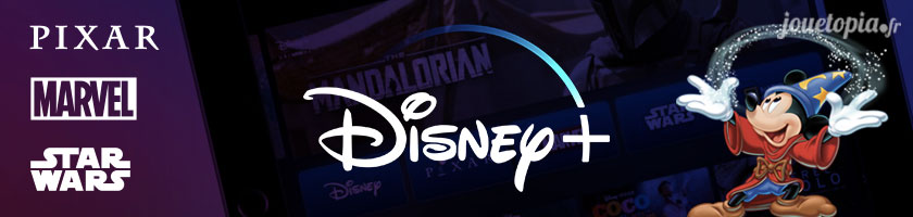 Disney Plus : service de streaming vidéo
