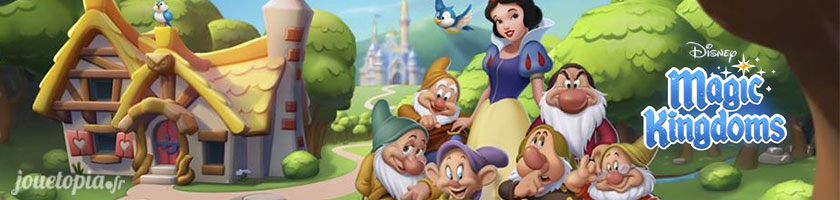 Disney Magic Kingdoms : Blanche Neige et les Sept Nains