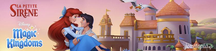 Astuces Magic Kingdoms La Petite Sirène (Disney)