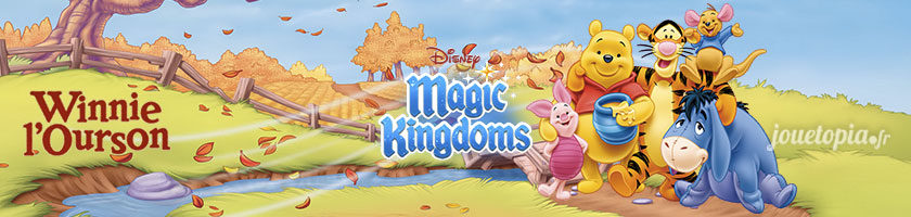 Winnie l'Ourson dans Disney Magic Kingdoms