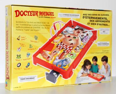 Docteur Maboul jeu de société