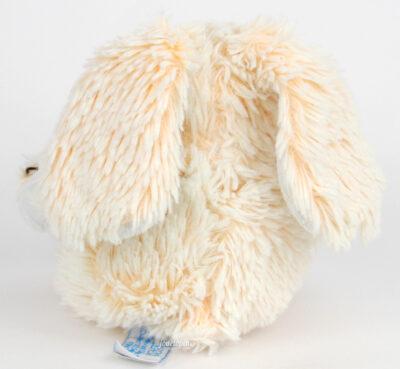 Doudou lapin assis crème Gipsy