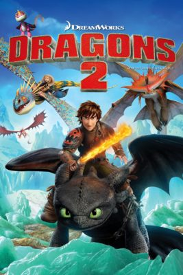 Dragons 2 (affiche FR)