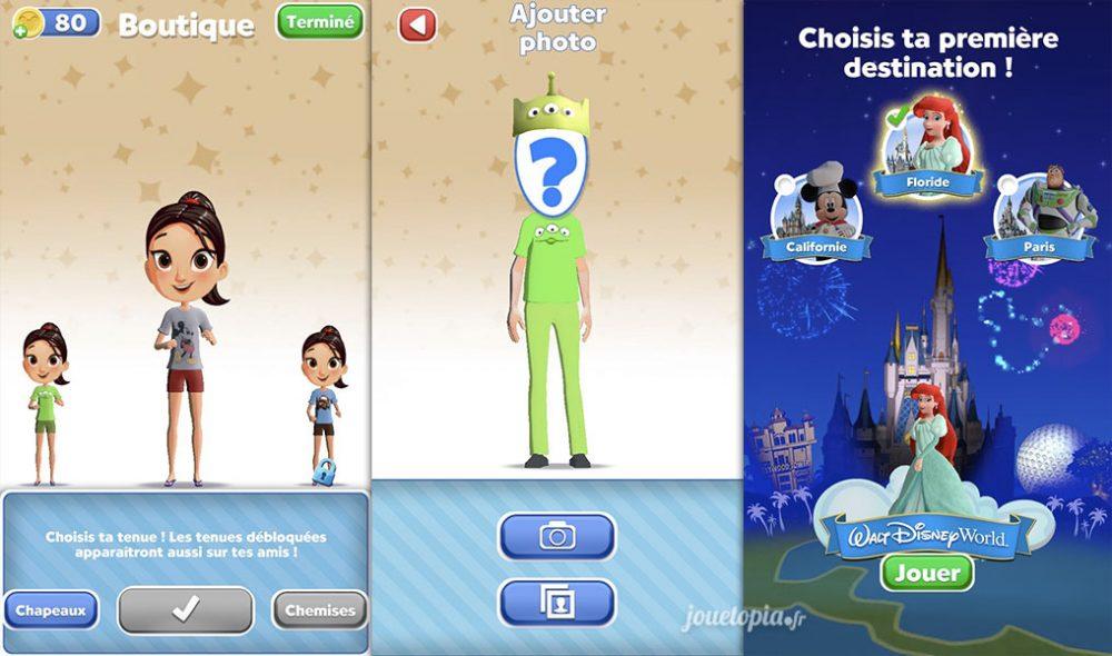 Dream Treats : Personnalisez votre avatar !