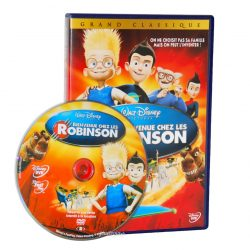 DVD Bienvenue chez les Robinson (film Disney)