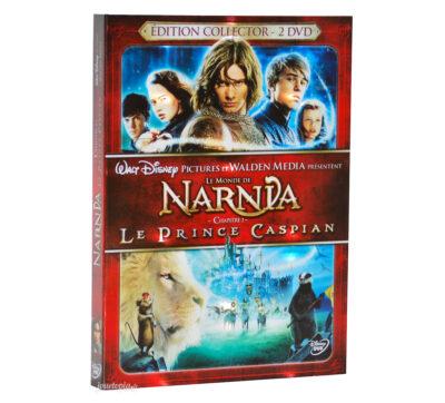 DVD Collector Le Monde de Narnia 2 Prince Caspian