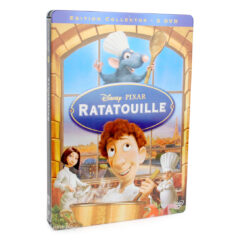 DVD Collector Steelbook Ratatouille (Disney Pixar)