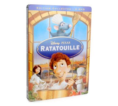 DVD Collector Steelbook Ratatouille (Disney Pixar)