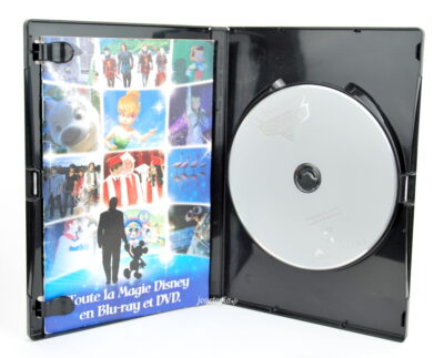 DVD FR Cars Pixar Disney