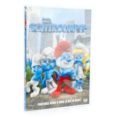 DVD Les Schtroumpfs (zone 2 - FR)