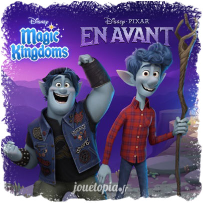 Évènement Disney Magic Kingdoms : En Avant