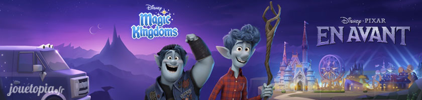 Disney Magic Kingdoms : En Avant