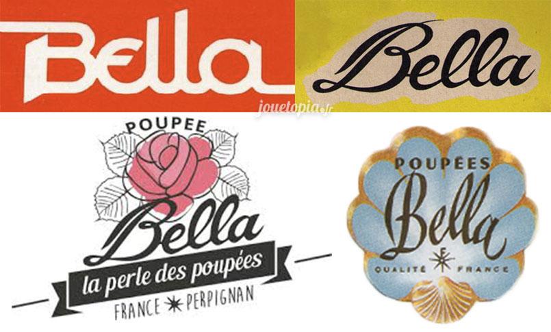 Logo poupées Bella
