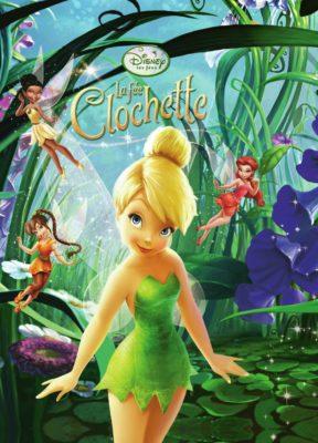 Fée Clochette, le film (affiche)